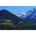 Arizona fall flagstaff Mountains scenery snow