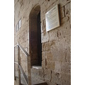 seu vella lleida cathedral catalan gothic architecture door tower bell