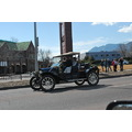 old car ford chevy horseless carriage