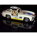 Mercedes model reflection diecast 118