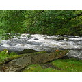 betwsycoed wales river