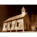 One of my older shots that I played around with This church is at Cades Cove in The Great Smoky ...