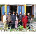 My big family at home village.