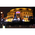 Royal Albert Hall City Night Architecture