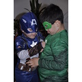 halloween boys studio88 captainamerica greenlantern grandsons