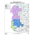 senator harsdorf recall district 10 district10 tenth wisconsin boundary map