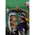 Powwow Pankey Wildspirit Soboba Indian portrait people