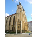church panorama Prague