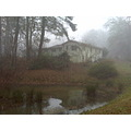 Same foggy morning as in the previous photo (this morning around 7AM).  I was walking the dog aro...