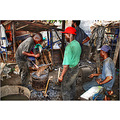 'Metalworkers': Metalworkers from the Jokali Cooperative in Nairobi. The image was part of my pho...