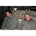 Two of the lads after a hard day's hunting in the mountains!!!!
