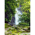 Waterfall England Wales nature