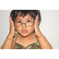 girl child children glasses cute