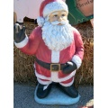 stlouis missouri us usa christmas santa red green white blue 2005