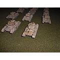 15mm wargaming model tank
