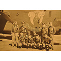americanairpower museum ww2 airplane plane crew photo