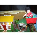 Dunedin New Zealand's Pixie town is a display from the 1950s that was restored and again put on d...