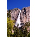 Yosemite California waterfall
