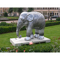 elephant statue luxembourg