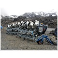 Snow makers Mount Ruapehu