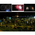 August 2012 - Summer Break   62. Friday night is firework night in Bournemouth - and there were...