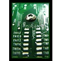 electronics screw green circuit
