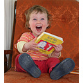 children toddler reading