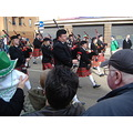 pipe band StPatricksDay parade Birmingham England
