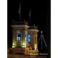church belfry nightshot zebbug malta