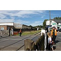 england forestofdean railway trains landscape people
