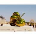 versailles castle koons sculpture france 2008 garden