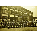 steamtown scranton pennsylvania railroad train vintage photo