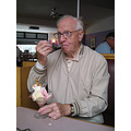 9.  ...took Mum and Dad for ice creams in Forte's Ice Cream Parlour...