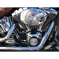 reflectionthursday harleydavidson chrome