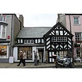 wales anglesey beaumaris architecture people