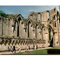 Fountains Abbey 2 * Yorkshire UK - c.1132