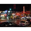 At 8:26pm.Ruby Tuesday-On Clifton Hill-Niagara Falls,Ont.,Saturday,Oct.20,2012  By Lisa Gallant