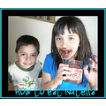 nutella chocolate children