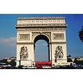 Triomphe Paris France nikon f3
