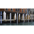 Grand Canal Venice Italy Vaporetto Building