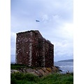 scotland castle portencross