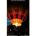 stlouis missouri usa Forest Park Great Balloon Race night glow 091611