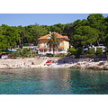 Croatia Losinj Adratic sea beach