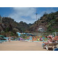 2009 portugal madeira santacruz aquapark swimmingpools people