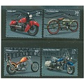 Stamps Motorcycles