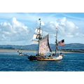 Old Galleon Ship Moro Bay California
