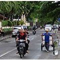 driven vehicles life traffic scary bali littleollie