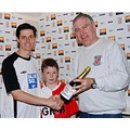 family children football wokingfc manofmatch mattypattison