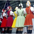 croatian folk dancers colors dress