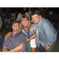 Scott V., Lisa S., and me at our 20 year high school reunion